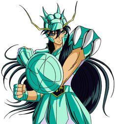 Shiryu - Dragon (Bronze Knight)