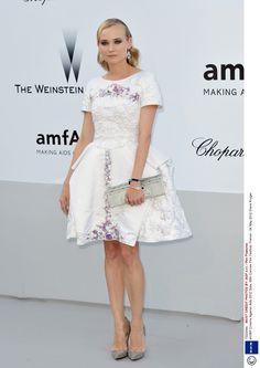 Diane Krueger Cannes 2012