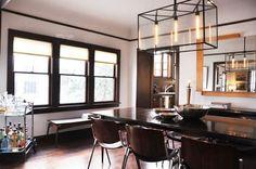Drop that Paintbrush! 12 Wonderful Uses Of Wood Trim