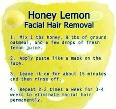 How To Get Rid Of Facial Hair Safely And Cheaply