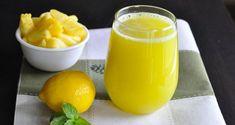 Utilisez le citron et l'ananas pour rapidement inverser le pH en votre faveur. Le citron et l'ananas pour rétablir l'équilibre acido-basique.