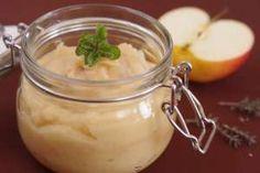 Jemný domácí jablečný křen | Jíme Jinak Pudding, Desserts, Tailgate Desserts, Deserts, Custard Pudding, Puddings, Postres, Dessert, Avocado Pudding
