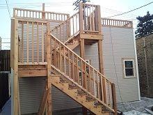 Best Flat Roof W Deck Garages Danleys Garage World Garden 400 x 300