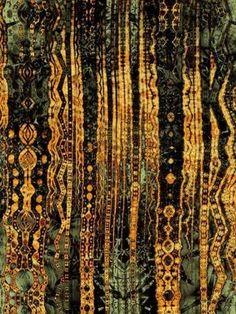 "The Golden Forest by Gustav Klimt.(""pin it"":30/01/2017) Pour toi mon ange,des perles d'Amour..."