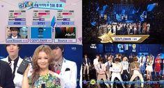 Psy wins #1 on 'Inkigayo' + Performances from April 21st!