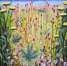 Mary Sumner - Beach Plants