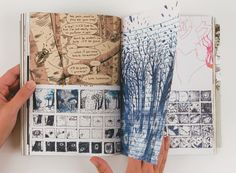 Interesting reading about keeping a visual journal - list of 15 reasons to art journal