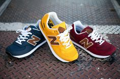 New Balance 574 Backpack Holiday 2012 Collection