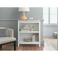Threshold™ Carson 2-Shelf Bookcase