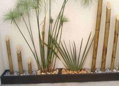 New Wall Garden Office Interiors Ideas - Modern Office Zen Garden, Indoor Zen Garden, Indoor Plants, Zen Garden Design, Japanese Garden Design, Zen Interiors, Office Interiors, Interior Garden, Interior Design