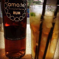 amo.te Rum •  www.amote.pt ( Store OnLine )  The Original Love Rum •