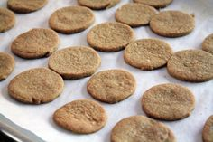Post image for Homemade Biscoff Cookies soft at first then crunchy after cooling. :) nummmm..... :)
