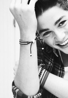 Jack Harries. Let me not even get started, it would wind up with torn pants.