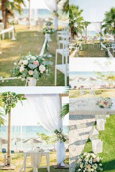 Ένας ονειρεμένος γάμος, δίπλα στο κύμα! Εντυπωσιακή διακόσμηση με φυσικές συνθέσεις από λουλούδια και την κομψότητα του λευκού χρώματος να κλέβει τις εντυπώσεις! #rogoti #decoration #wedding #weddingbythesea #greeksummerwedding #whitewedding #specialday #summerwedding #whiteelegance #weddingdecoration #flowers Aesthetic Room Decor, Dream Wedding, Table Decorations, Board, Home Decor, Craft, Decoration Home, Room Decor, Interior Design