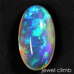 スーダン産クリスタルオパール(Crystal Opal)6.00CT