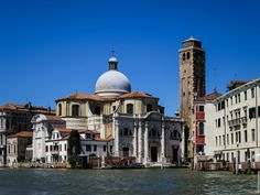 Santa Lucia church, Venice by The slow pace