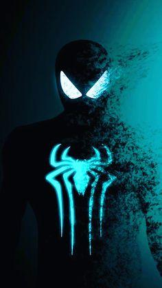 Marvel Comics Superheroes, Marvel Heroes, Marvel Avengers, Black Background Images, Black Backgrounds, Joker Stencil, Marvel Wallpaper, Wallpaper Pc, Spiderman