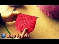 Bal Peteği Örgü Modeli Yapımı ve Anlatımı - YouTube