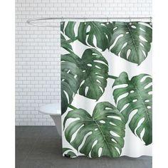 Tropical No. 6 Duschvorhang