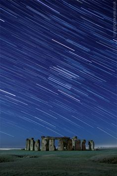 Stone Henge & the Heavens, England