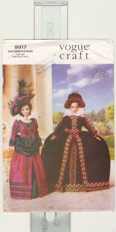 VOGUE 9917 - titia1438 - Picasa Web Albums FREE COPY OF PATTERN