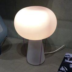 Lampe à poser - Nude VERRE DÉPOLI