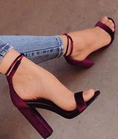 25b57c5c tacones cuadrados de moda, zapatos de tacon cuadrado, zapatos tacon  cuadrado bajo, tacon