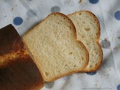 Dobrou chuť: Toustový chleba Beverages, Bread, Food, Europe, Kitchens, Brot, Essen, Baking, Meals