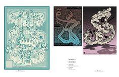 Graphic design book - Arabesque 2