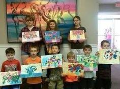 Saturday Art for Kids Cincinnati, Ohio  #Kids #Events