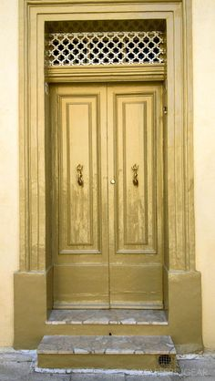 Door in Malta