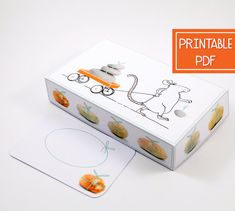 Paper Jewelry Box | DIY Cat Lover Gift| Printable Jewelry Gift Box ...