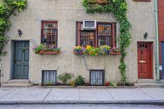 Washington Mews, Greenwich Village, New York City, via Flickr.