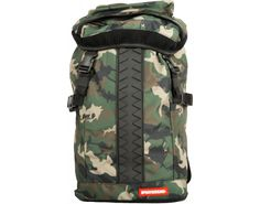 KIX & LIDZ: SPRAYGROUND VERTICLE CAMO SHARK TOP LOADER BACKPACK...Here's the Sprayground Verticle Camo Shark Top Loader Backpack. Regardless of the elements, you are in the Rubber Molded Vertical Camo Shark is built to last. With a newly designed silhouette and reinforced stitching, this bag is your go-to transport utility for whatever your day throws at you. The backpack also features a plush velour lined notebook compartment . You can purchase this backpack at Sports Zone Elite.