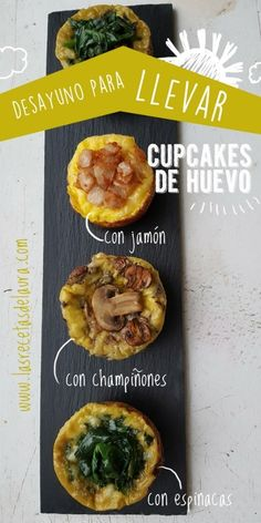 Cupcakes per la mía famiglia Quick Healthy Meals, Nutritious Meals, Healthy Snacks, Easy Meals, Easy Desert Recipes, Easy Fish Recipes, Clean Recipes, Healthy Cupcakes, Veggie Dinner