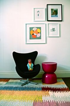 Gorgeous interior design by Økologi Sustainable Interiors.