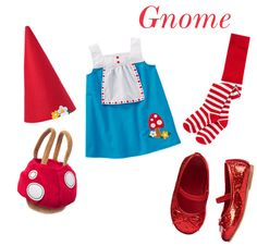 Halloween Gnome- cute costumes from Gymboree