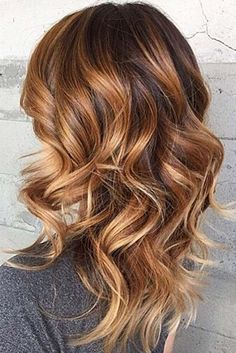 Hair color caramel, Caramel hair, Hair color, Hair styles Tiger eye hair, Hair color balayage - Marvelous ideas for your caramel hair color LoveHairStyles - Hair Color Balayage, Ombre Hair, Balayage Ombré, Caramel Balayage, Bronde Bayalage, Copper Balayage Brunette, Copper Blonde Balayage, Ecaille Hair, Balayage Hair Copper