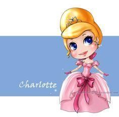 Charlotte by Sophie-A-Elie.deviantart.com on @deviantART