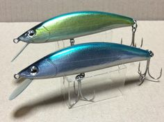 New Minnow For Cherry Trout
