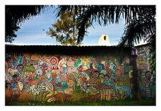 Maputo de: Roberto Polillo Street art around the world   Tirada em 24 de maio de 2009 Canon EOS-1Ds Mark III
