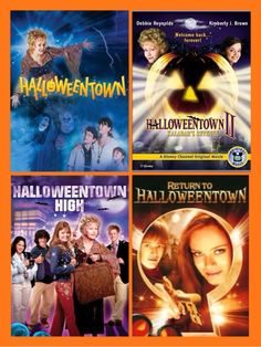Favorite Halloween movies for kids
