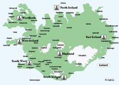 CAMPING SITES GROUNDS IN ICELAND