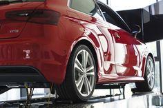 Audi A3 Demonstrator