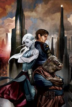 Knight Errant is a tie-in novel to Dark Horse's new Star Wars comic series of the same name. Description from cameovalladolid.com. I searched for this on bing.com/images