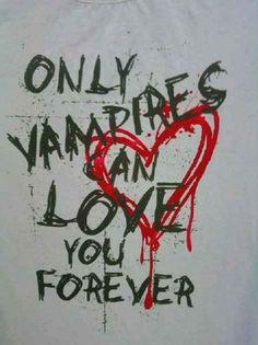 Only Vampires can Love you forever! Vampire Diaries Quotes, Vampire Diaries Wallpaper, Vampire Diaries Damon, Vampire Dairies, Vampire Diaries The Originals, Vampire Quotes, Tvd Quotes, Vampire Love, Vampire Art
