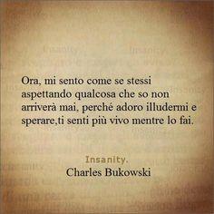 Bukowski. É tutto qui
