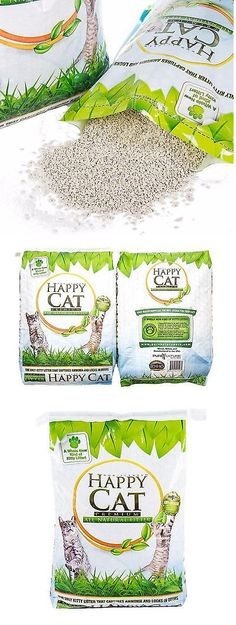 Litter 116363: Premium All Natural Kitty Cat Litter 25 Lbs Pound Bag 100% Organic Clean Zeolite -> BUY IT NOW ONLY: $38.63 on eBay!