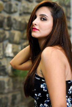 Aanchal - Shot for a portfolio on portraits
