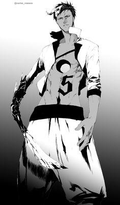 Kuroko no basuke x bleach Bleach Characters, Manga Characters, Fantasy Characters, Anime Oc, Anime Naruto, Anime Manga, Bleach Fanart, Bleach Manga, Kawaii Chibi